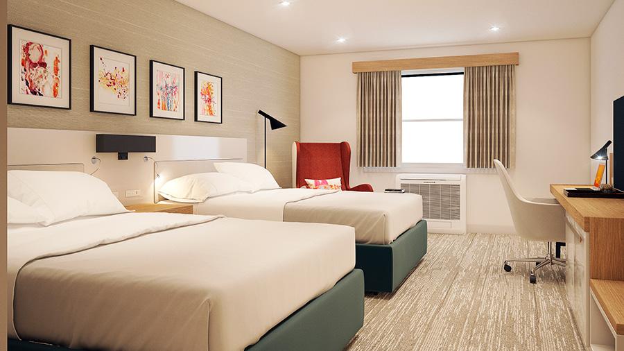 Hilton Garden Inn Version 9
