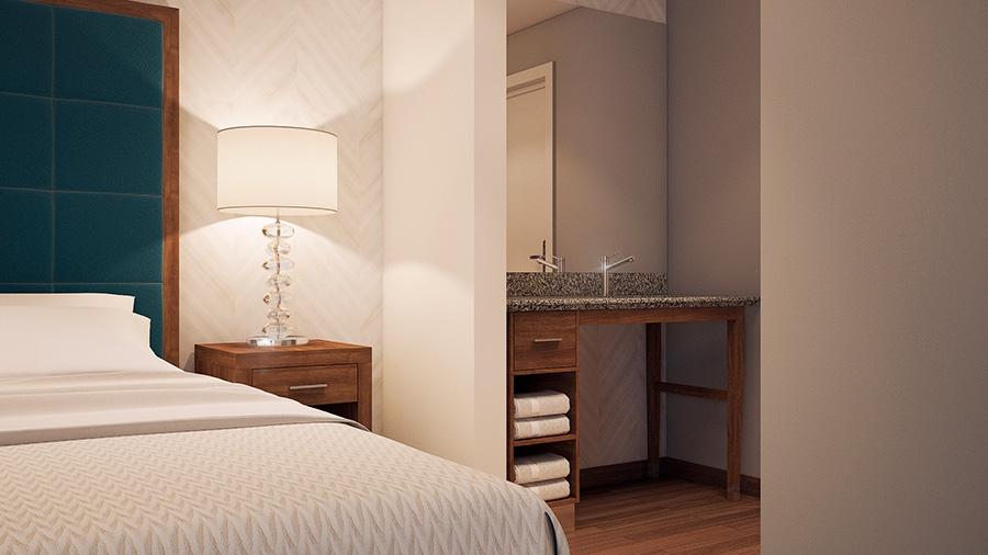 Homewood Suites Package