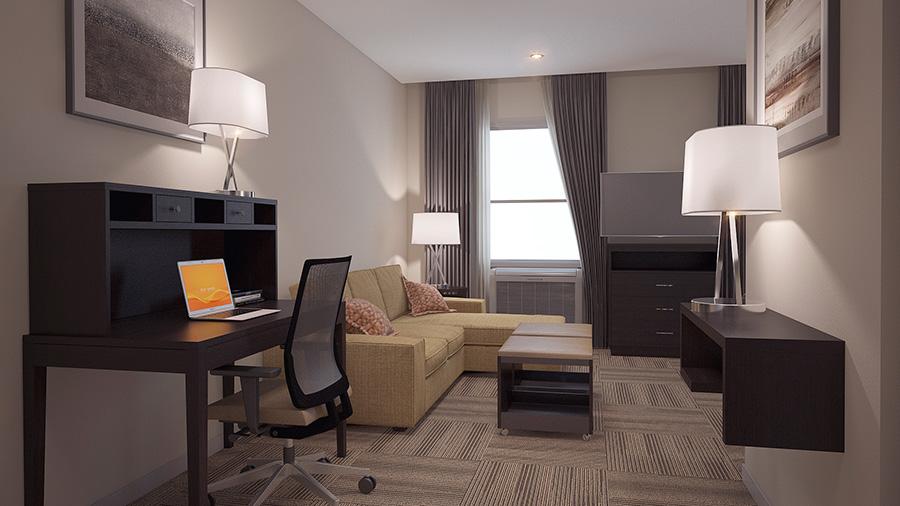 Staybridge Suites by IHG Brand Package